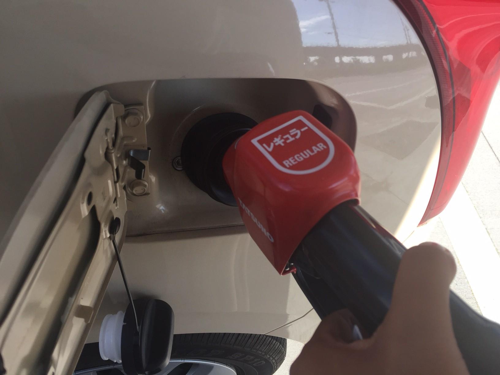 コストコ 給油