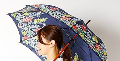コストコで発見!キャスキッドソンの傘3種類。花柄でかわい〜